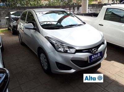 Hyundai HB20 Comfort Plus 1.6 2013}