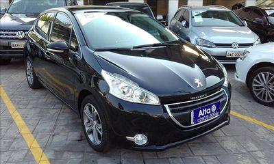 Peugeot 208 1.6 16V Griffe (Flex) 2015}