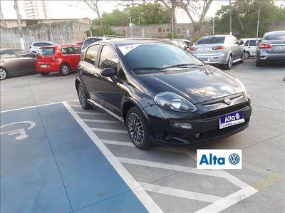Fiat Punto BlackMotion 1.8 16V (Flex) 2014}