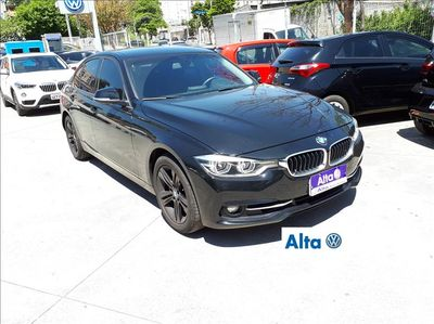 BMW 320i GP 2.0 Turbo Active (Aut) 2017}