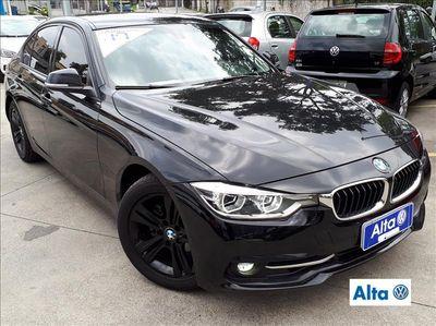 BMW 320i GP 2.0 Turbo Active (Aut) 2017}