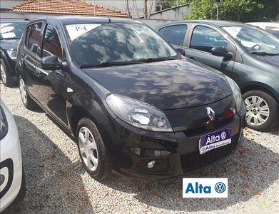 Renault Sandero Expression 1.6 8v (Flex)  2014}