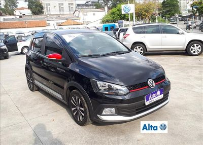 Volkswagen Fox Pepper 1.6 MSI I-MOTION (Flex) 2016}