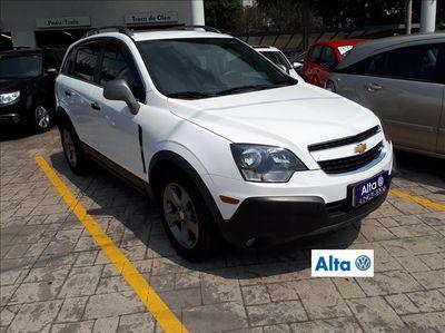 Chevrolet Captiva 2.4 16V (Aut) 2016}
