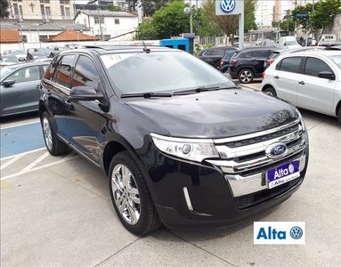 Ford Edge Limited 3.5 AWD 2013}