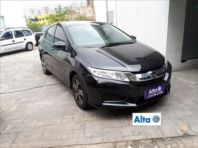 Honda City LX 1.5 16V (flex) (aut.) 2015}