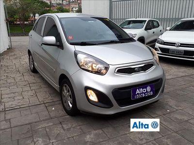 Kia Motors Picanto 1.0 (Flex) (aut) J370 2014}