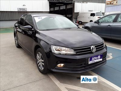 Volkswagen Jetta Comfortline 1.4 TSI (Auto) 2018}