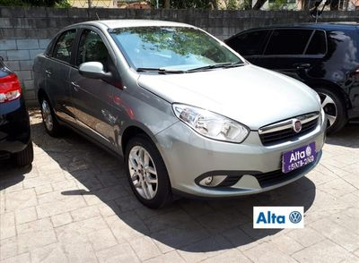 Fiat Grand Siena Essence 1.6 Dualogic (Flex) 2015}