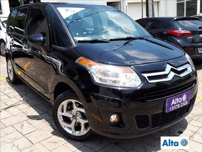 Citroën C3 Picasso Tendance 1.5 8v Flex Manual 4p 2015}
