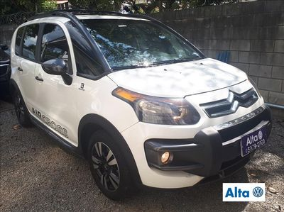 Citroën Aircross Exclusive 1.6 16V (flex) (aut) 2015}
