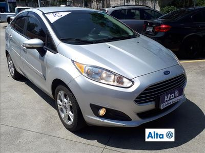Ford New Fiesta Sedan SE 1.6 AT 2015}