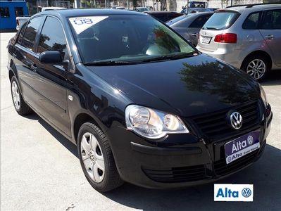 Volkswagen Polo Sedan 1.6 8V (Flex) 2008}