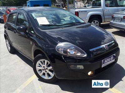 Fiat Punto Attractive 1.4 (Flex) 2015}