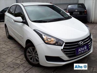 Hyundai HB20S Comfort Plus 1.6 2016}