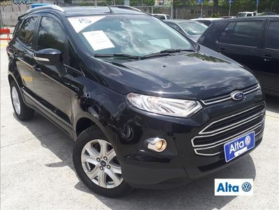 Ford Ecosport TITANIUM 2.0 AT (Flex) 2016 2015}