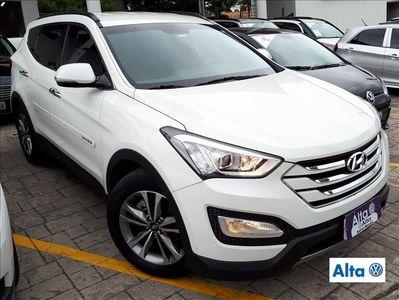 Hyundai Santa Fe 3.3L V6 4x4 (Aut) 5L 2015}