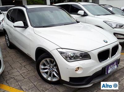 BMW X1 Active 2.0 sDrive (Flex) 2015}