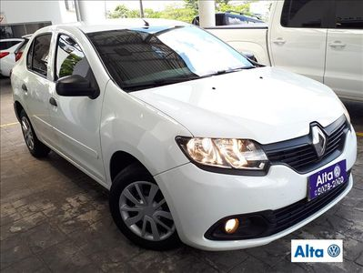 Renault Logan 1.0 AVANTAGE 16V FLEX 4P MANUAL 2016}