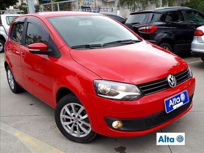 Volkswagen Fox 1.6 MI 8V 2014}