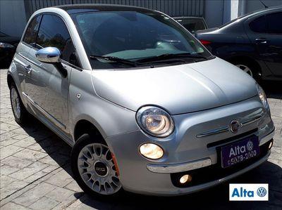Fiat 500 Lounge 1.4 16V 2012}