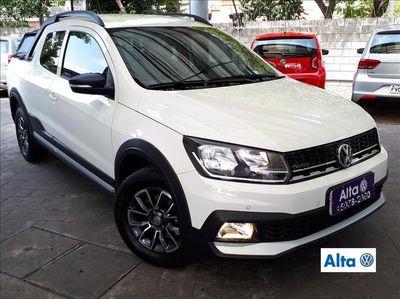 Volkswagen Saveiro Cross CD 2018}