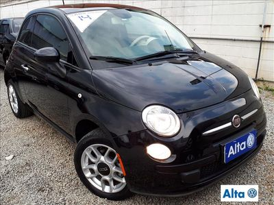 Fiat 500 Cult 1.4 8V 2014}
