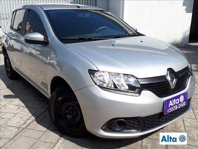 Renault Sandero Expression 1.0 (Flex) 2019}