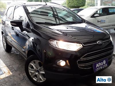 Ford Ecosport TITANIUM 2.0 AT (Flex) 2016 2014}
