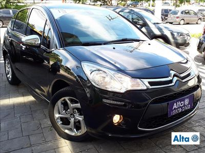 Citroën C3 Exclusive 1.6 16V (Flex)(aut) 2013}