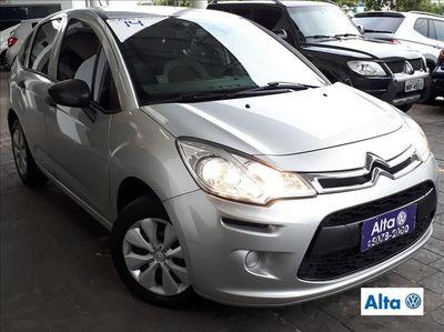 Citroën C3 Origine 1.5 8V (Flex) 2014}