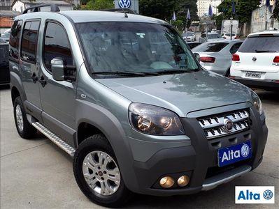 Fiat Doblò Adventure 1.8 (Flex) 2012}