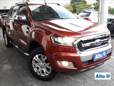 Ford Ranger Limited 3.2 (Aut) 2017}
