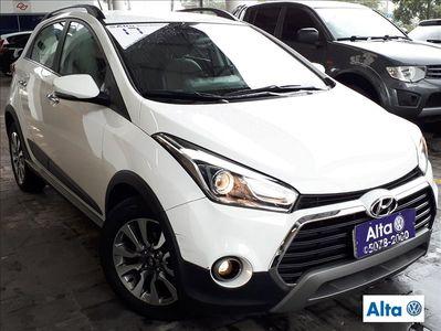 Hyundai HB20X Premium 1.6 (Aut) 2017}