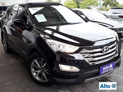 Hyundai Santa Fe 3.3 16V Aut 7 Lugares 2014}