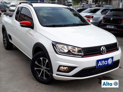 Volkswagen Saveiro 1.6 MI CS 2018}