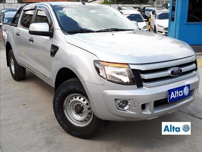 Ford Ranger 2.2 XL 4X4 CD 16V 2014}
