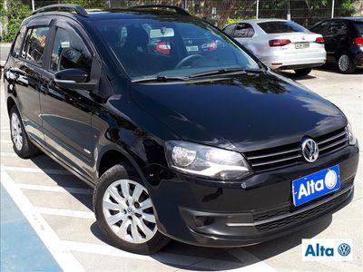 Volkswagen SpaceFox Trend 1.6 2013}