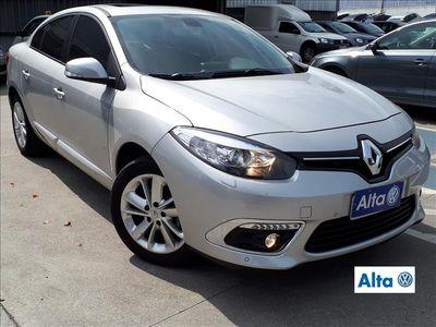 Renault Fluence Privilège 2.0 16v CVT (Hi-Flex) (Auto) 2015}
