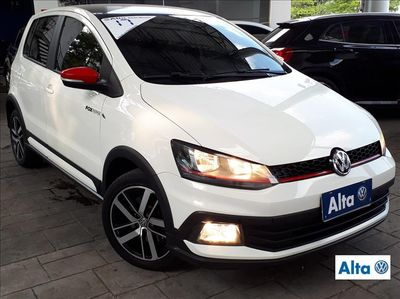 Volkswagen Fox Pepper 1.6 MSI (Flex) 2017}