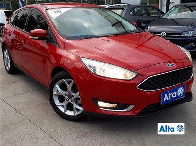 Ford Focus Hatch SE 1.6 (Flex) 2018}