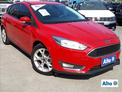 Ford Focus Hatch SE Plus 1.6 2018}