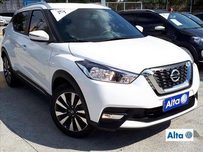 Nissan Kicks 1.6 SV (Aut) 2019}