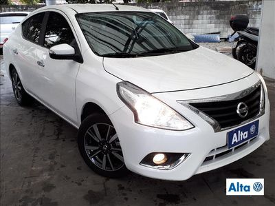 Nissan Versa 1.6 SL (AT) 2018}