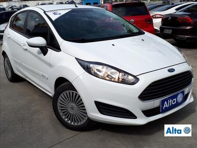 Ford New Fiesta Hatch 1.5 S 2016}