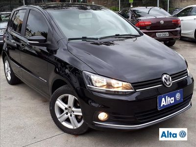 Volkswagen Fox 1.6 Comfortline 4p I-Motion 2015}