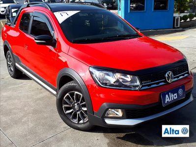 Volkswagen Saveiro Cross CD 2017}