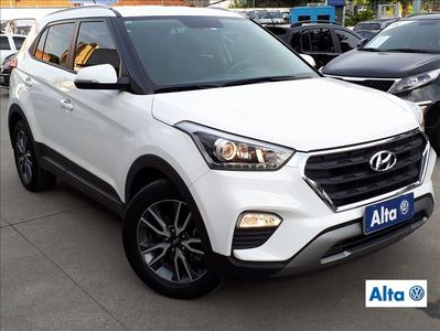 Hyundai Creta Pulse 2.0 (Aut) 2017}
