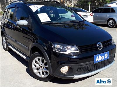 Volkswagen Space Cross 1.6 MI 8V FLEX 4P MANUAL 2014}