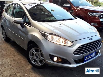 Ford New Fiesta Hatch 1.6 SE 2014}